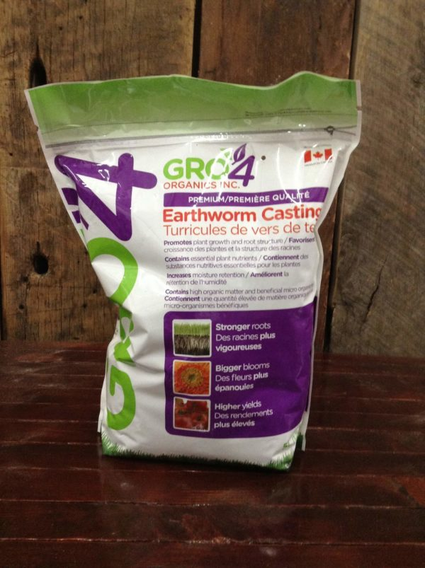Fertilizer - Worm Castings