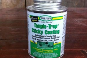 Pest Control - Tangle-Trap Sticky Coating