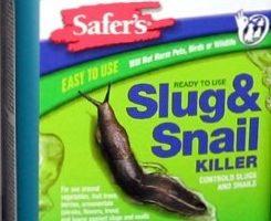 Slug and Snail Bait